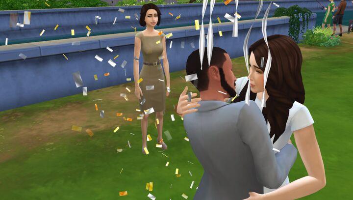 Sims 4 dating gifta simmar