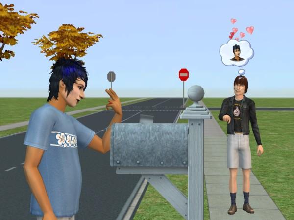 Dating Sims för killar PC
